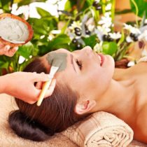 Organic Beauty Treatment