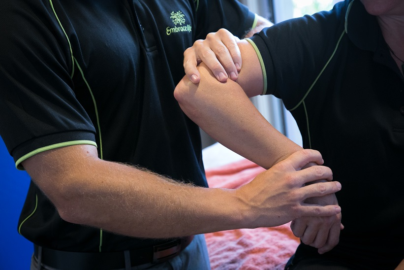 Physiotherapy at Embrace Life
