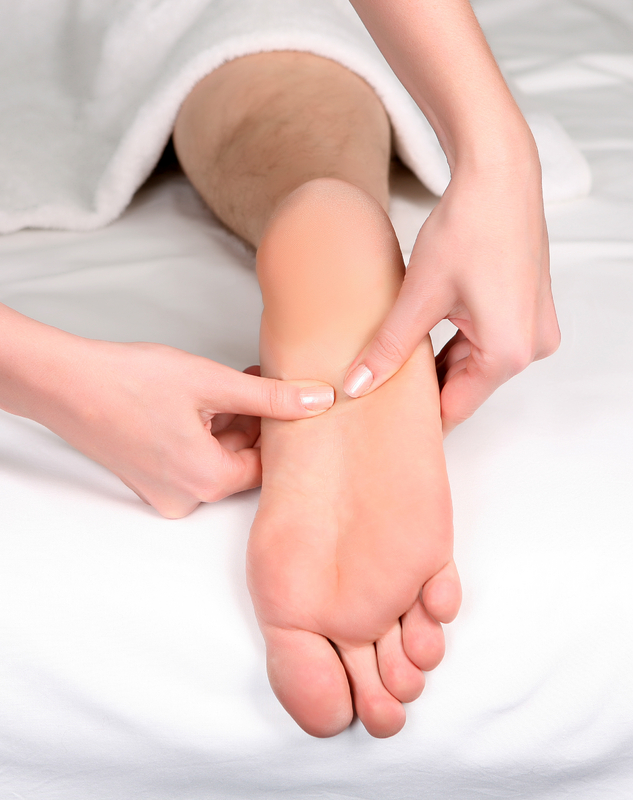 Reflexology at Embrace Life