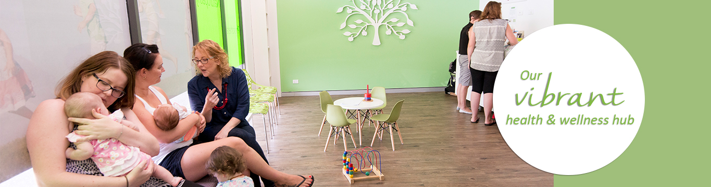 Our vibrant health hub