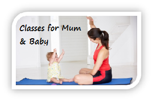 Mum and Baby Yoga
