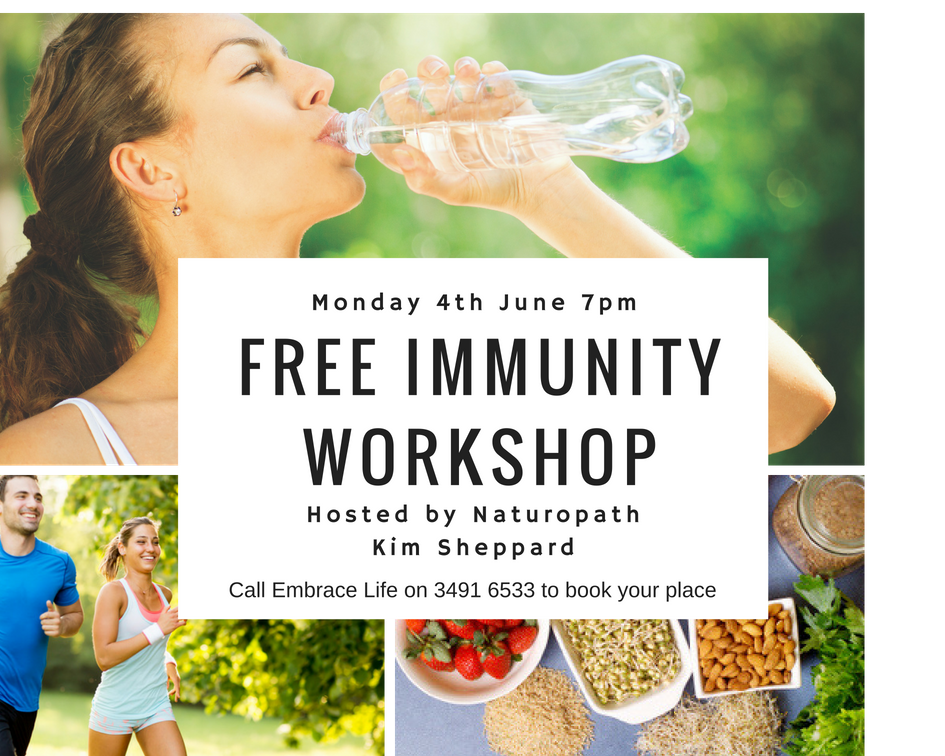 Free Immunity Workshop