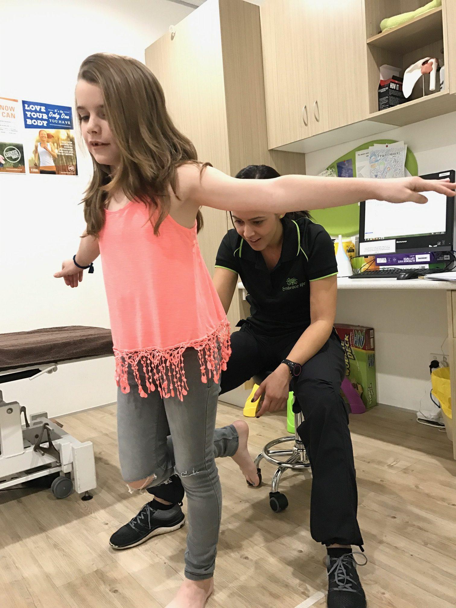 Kids Physio balance